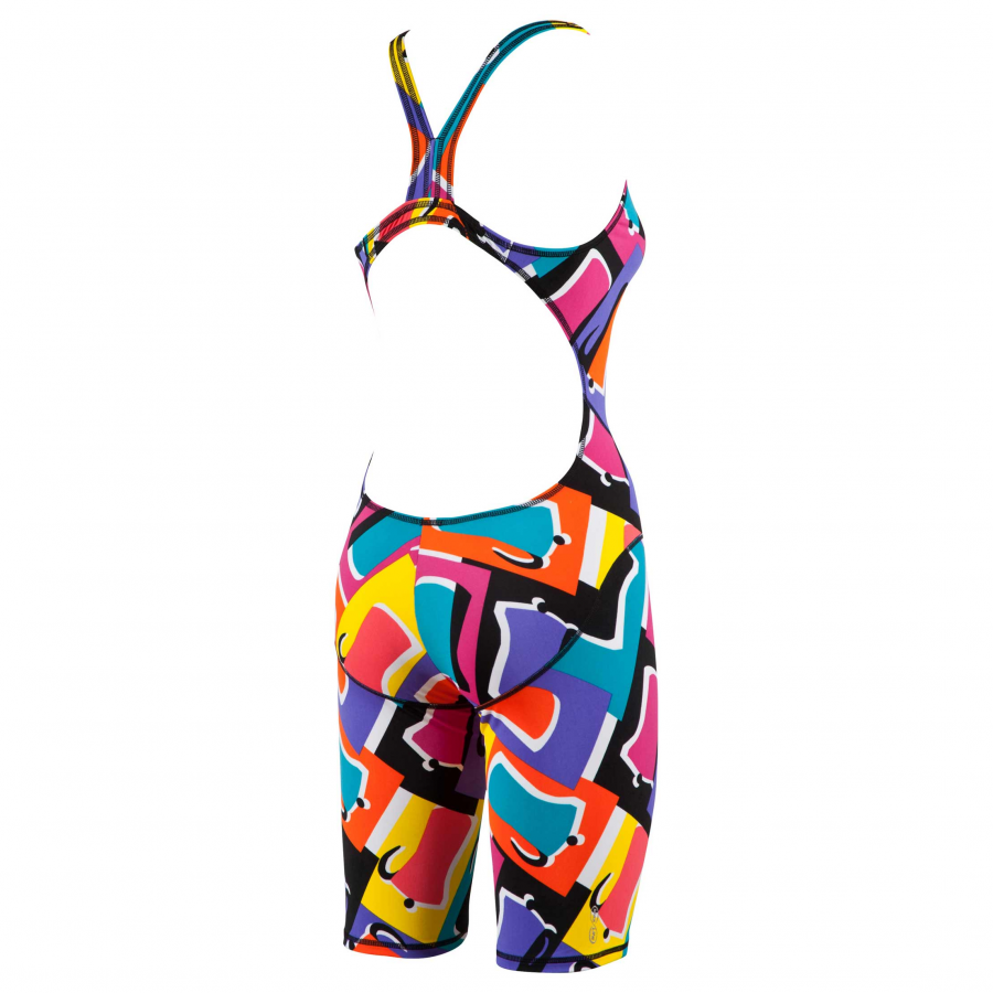Buy Arena Womens Espresso Short Leg Swimsuit