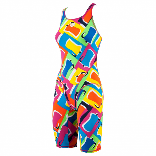 Buy Arena Womens Espresso Full Body Short Leg Swimsuit