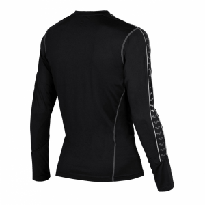 Unisex Arena Extractor Long Sleeved T Shirt - Black