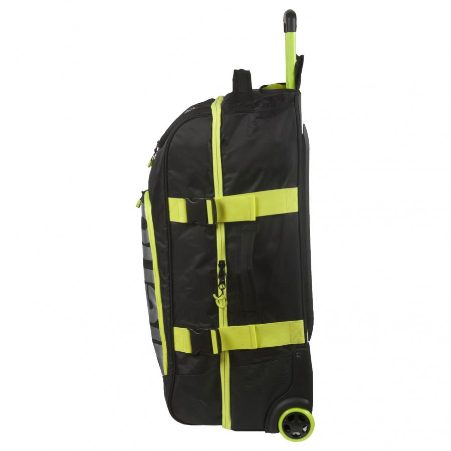 Arena Fast Cargo Wheeled Bag - Black