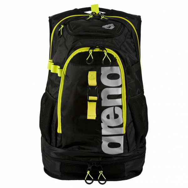 Arena Fastpack 2.1 Rucksack - Black / Fluo Yellow