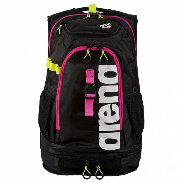 Buy Arena Fastpack 2.1  Rucksack - Black / Fuchsia / White
