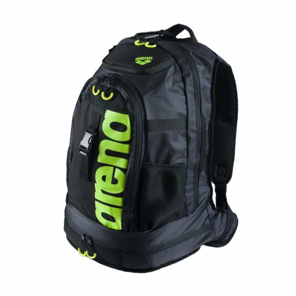 Arena Fastpack 2.0  Rucksack - Black/Lime