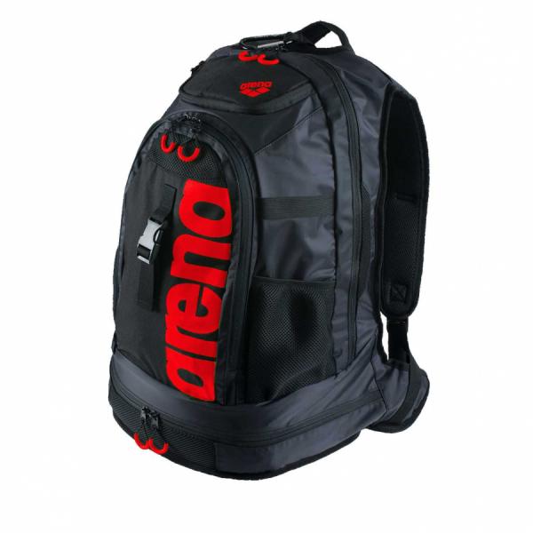 Arena Fastpack 2.0  Rucksack - Black/Red