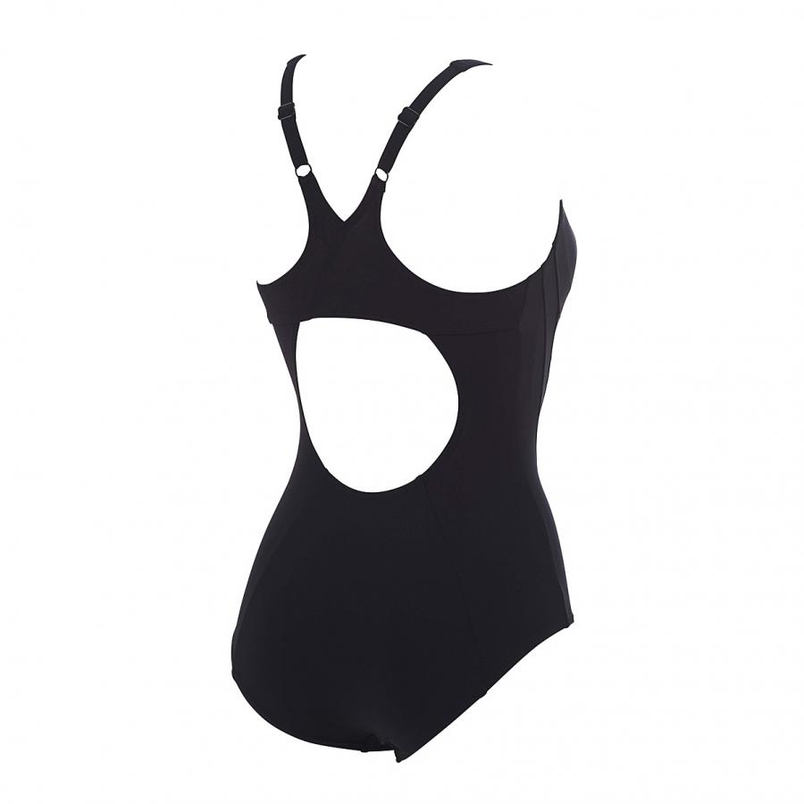 Arena Feminine BodyLift Body Shaping Swimsuit (Black)