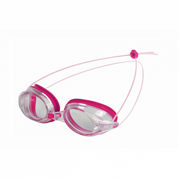 Arena Fly Junior Training Goggles -  Pink with clear lens