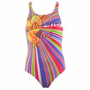Buy Arena Freshfruit Girls Swimsuit - Violet
