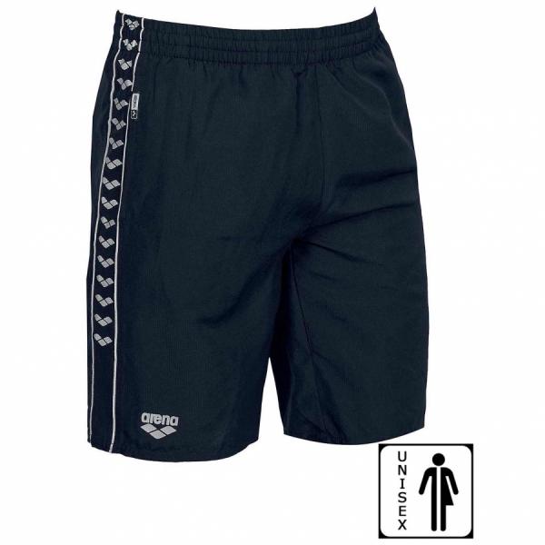 Unisex Arena Gauge Junior Long Bermuda Shorts - Navy FRONT