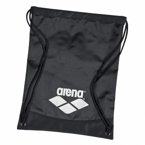 Arena Gimny Pool Bag - Black