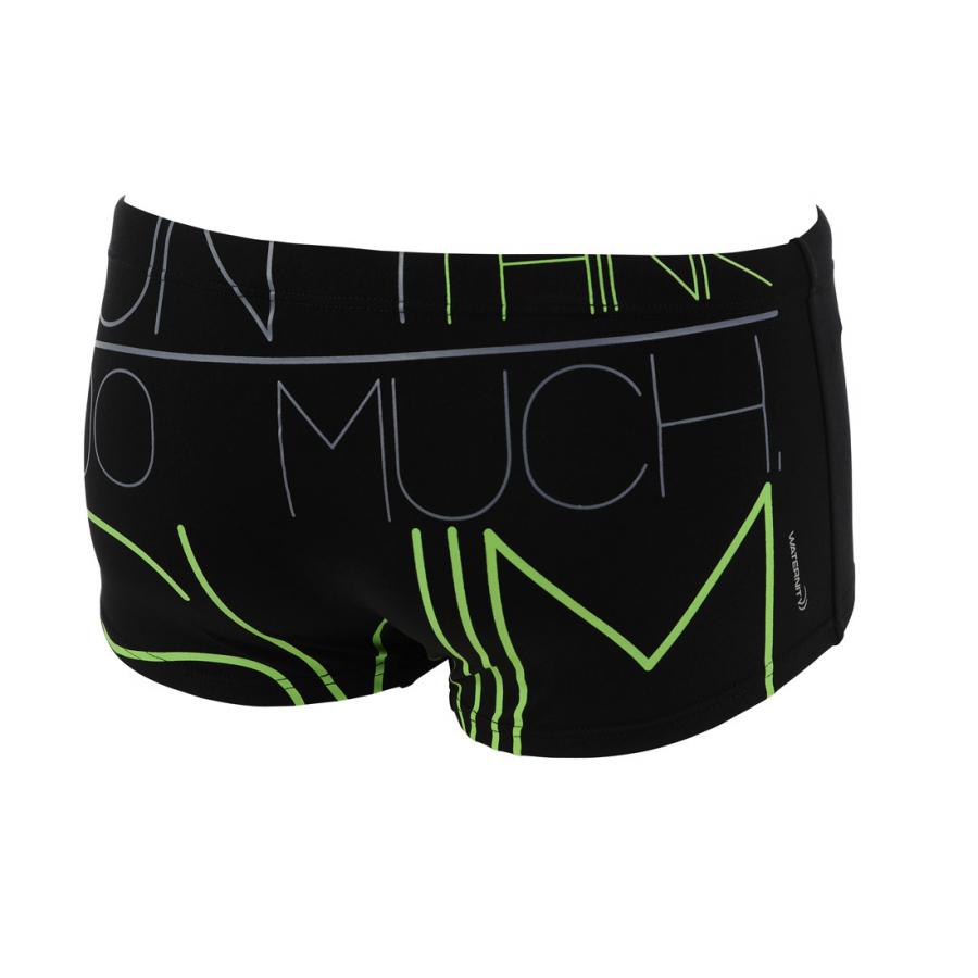 Arena Glamour Swim Shorts - Black
