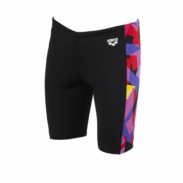 Arena Men's Glassy Jammer- Black