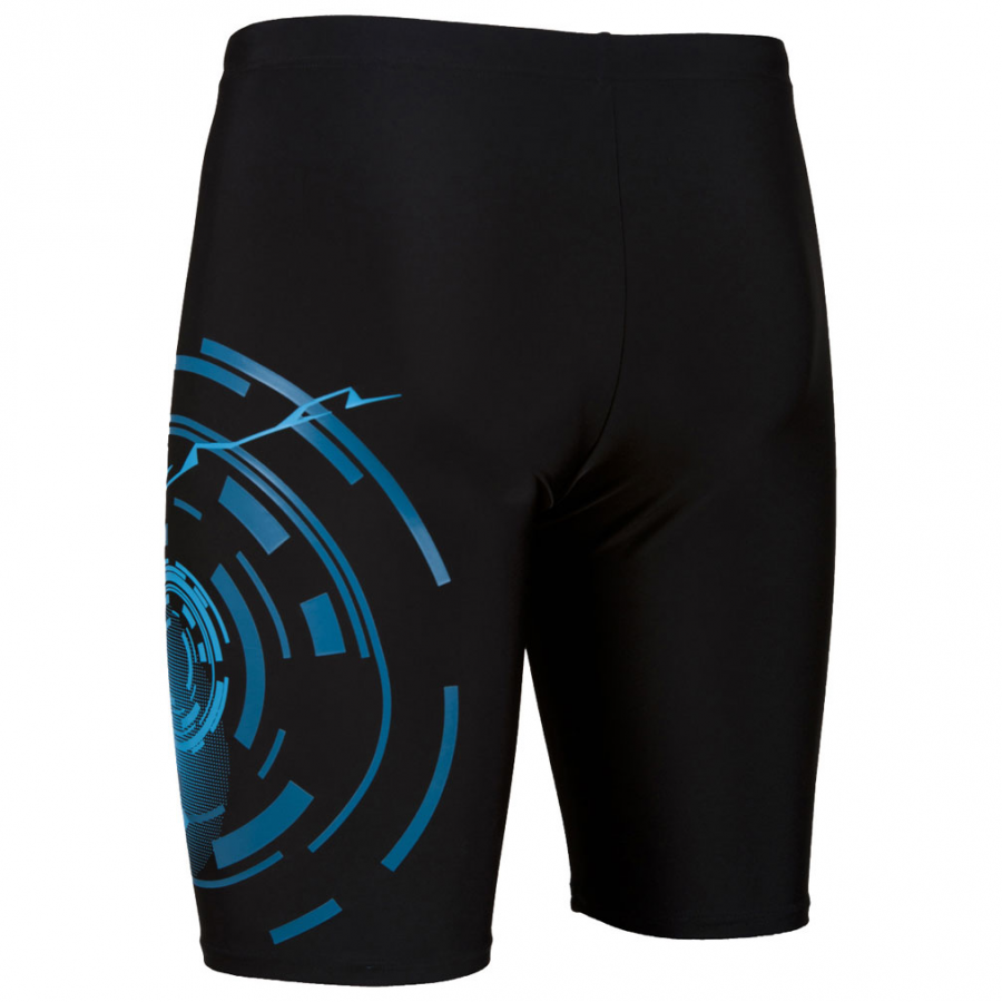 Shop Arena Jammers Goal - Black Blue