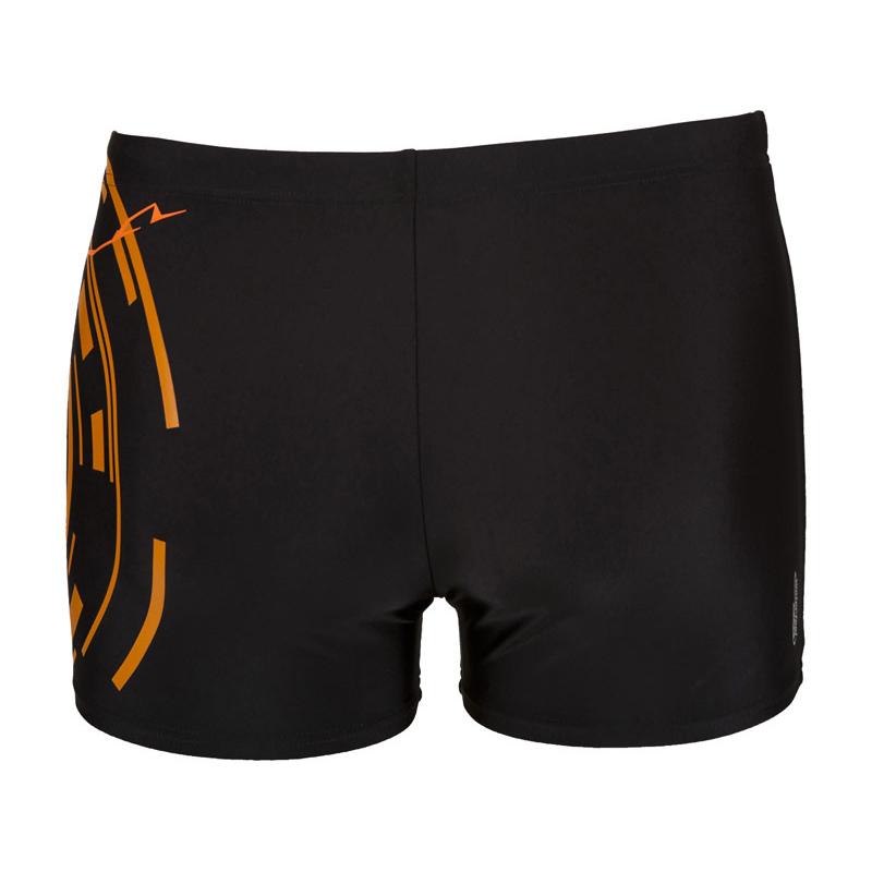 Buy Arena Swim Shorts Goal - Black Mango