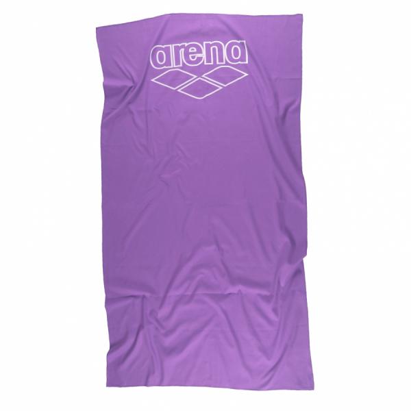Buy Arena Lilac Microfibre Towel