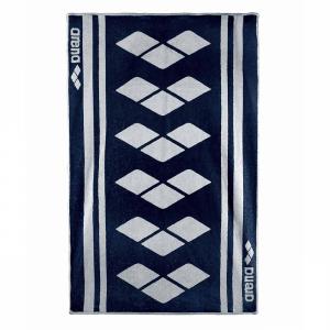 Arena Hamma Towel - Navy