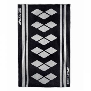 Arena Hamma Towel - Black
