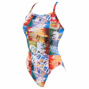Arena Ladies Swimsuit - Holidays (Accelerate Back)