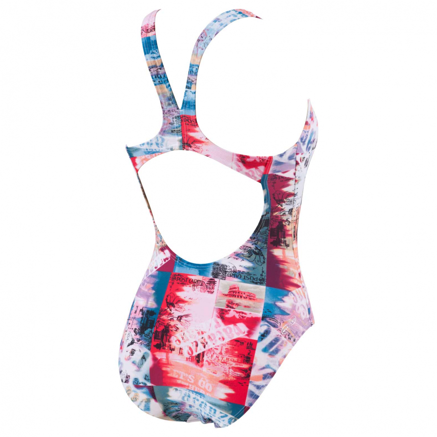 Buy Arena Ladies Swimsuit - Holidays (Multi)