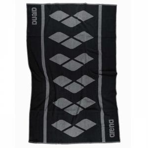 Arena Holly Towel - Black