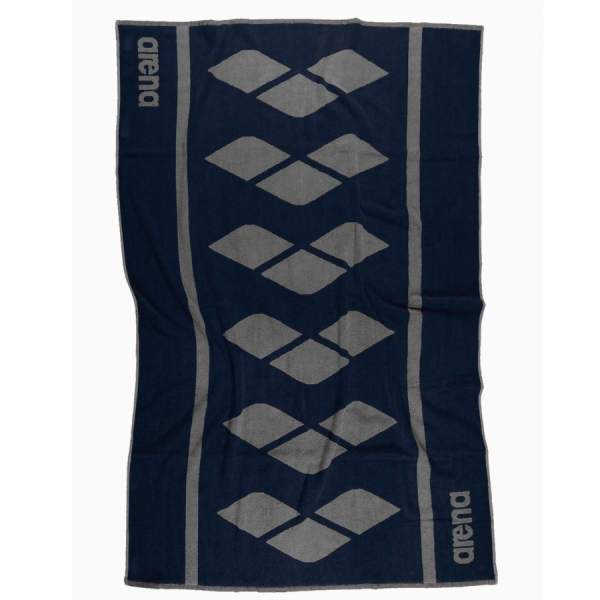 Arena Holly Towel - Navy
