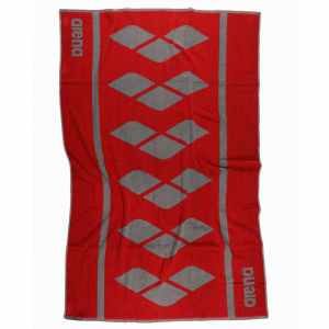 Arena Holly Towel - Red