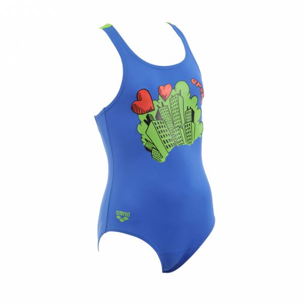 Arena Jam Junior Swimsuit - Blue