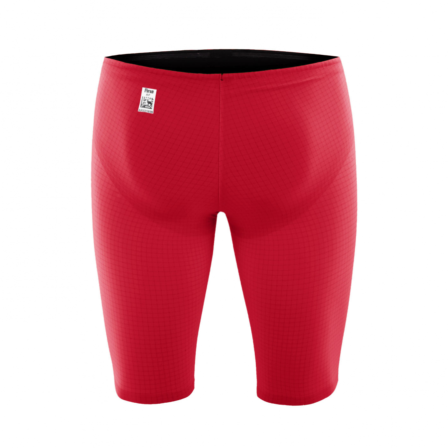 Arena Carbon Pro 2 Jammers - Red
