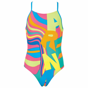 Shop girls pink swimsuit