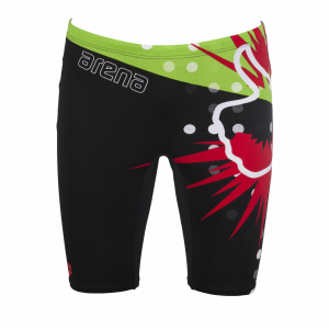 Arena 'Like' Mens Jammer- Black