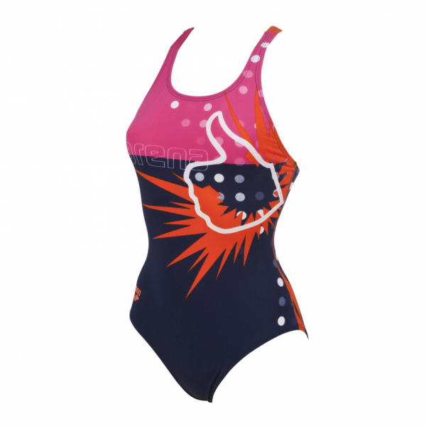 Arena Like Navy Swimsuit