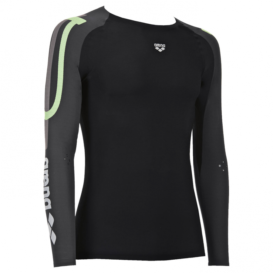 b2e6c9649 Arena mens compression top for pre and post race