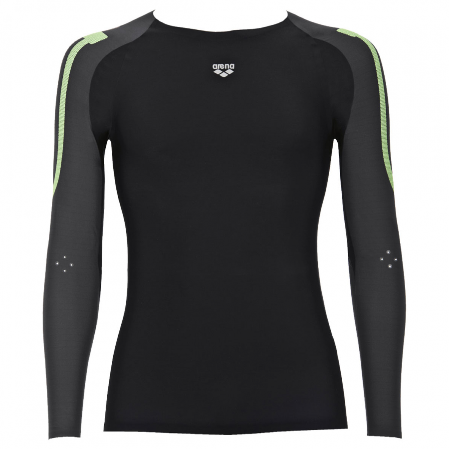 Arena mens compression top