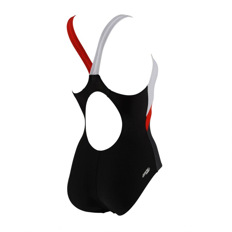 Arena Magma Ladies Black Swimsuit