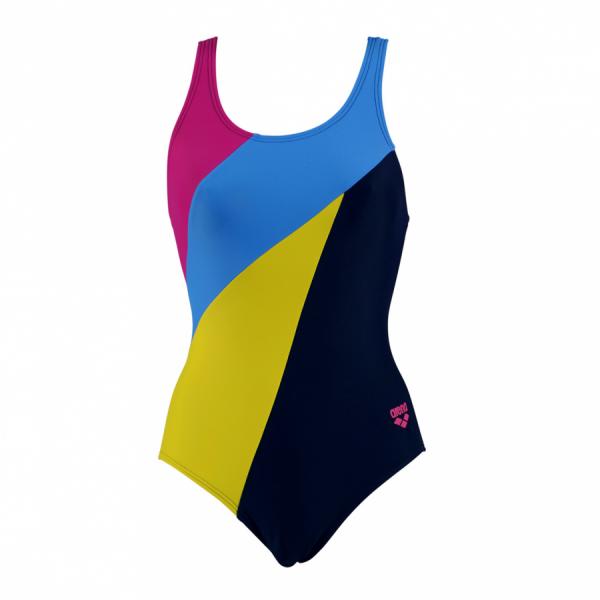 Arena Magma Ladies Navy Blue Swimsuit