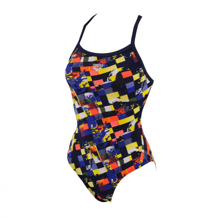 Arena Mahogany Ladies Swimsuit (Navy)