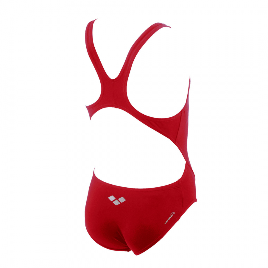 Arena Makinas Youth Swimsuit (Red)