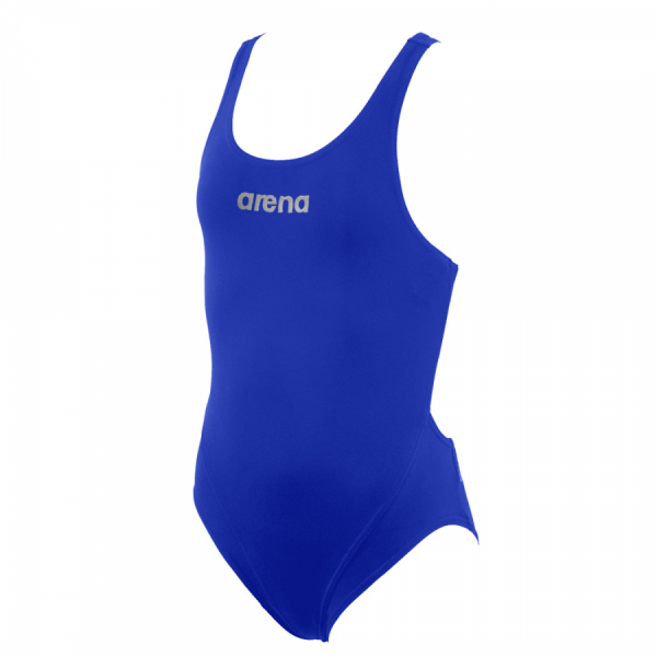 Arena Makinas Youth Swimsuit (Royal) Front