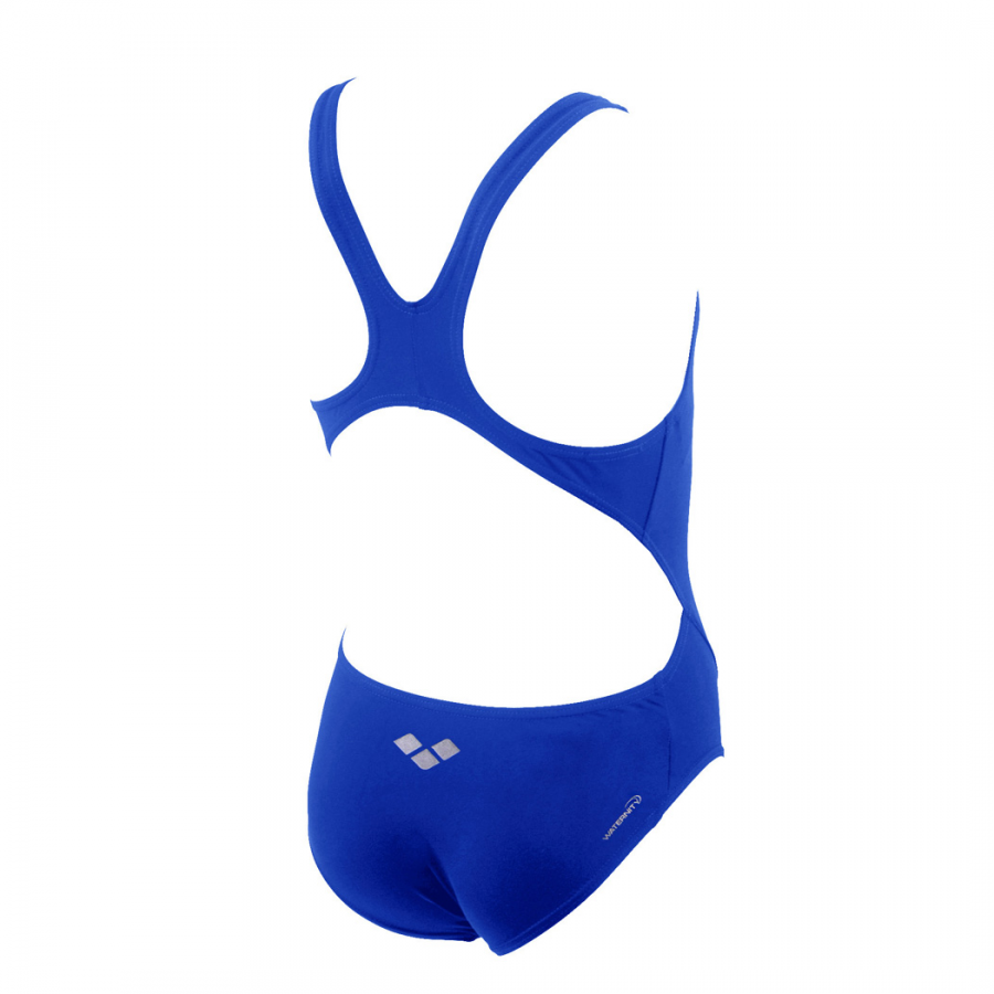 Arena Makinas Youth Swimsuit (Royal) Back