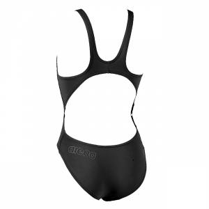 Arena Makinax High Leg Swimsuit (Black) Back
