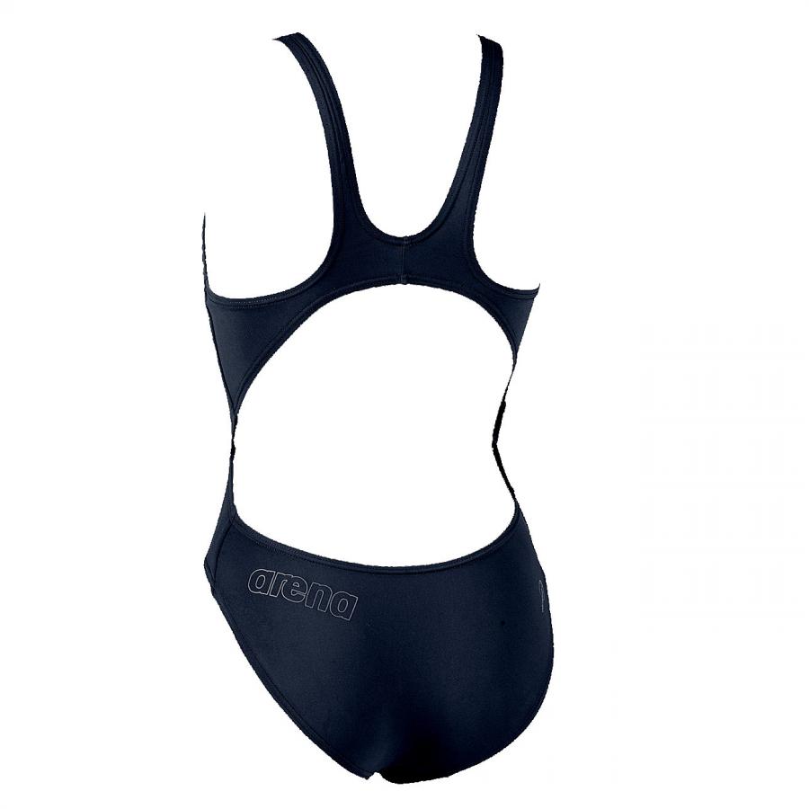 Arena Makinax Medium Leg Swimsuit (Navy) Back
