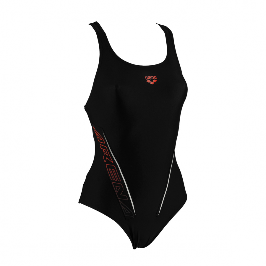 Arena Mallard Black Swimsuit