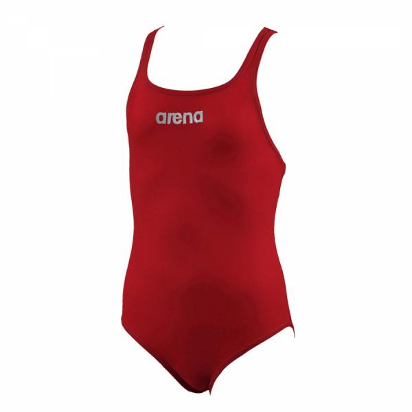 Arena Malteks Junior Swimsuit (Red)