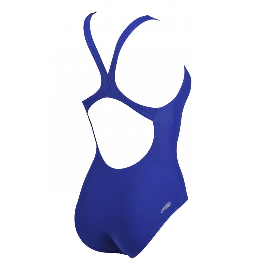 Maltosys Swimsuit - Royal Blue  BACK