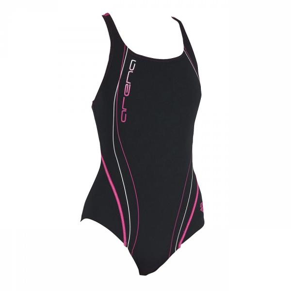 Arena Ladies Margarita Swimsuit (Black)