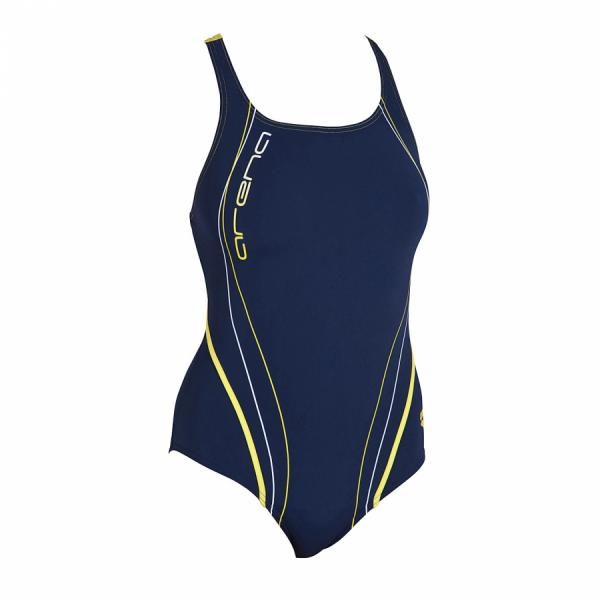 Arena Ladies Margarita Swimsuit (Navy)
