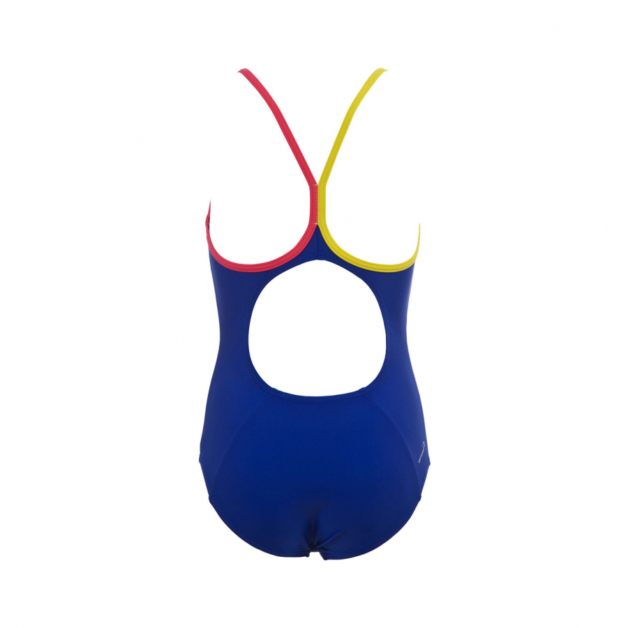 Arena Mariga Girls Swimsuit (Strong Blue)