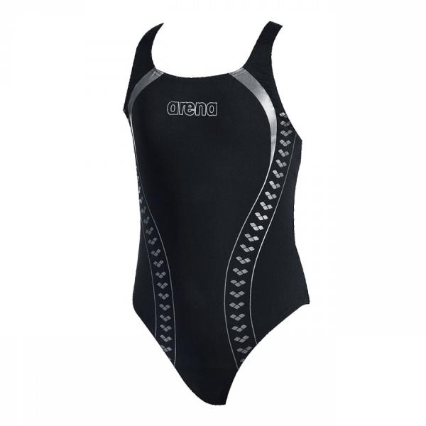 Arena Mazolet Junior Swimsuit - Black