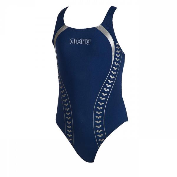 Arena Mazolet Junior Swimsuit - Navy