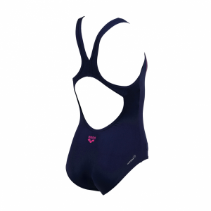 Arena Meander Girls Blue Swimsuit 2