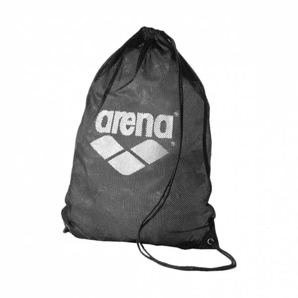 Arena Mesh Bag - Black